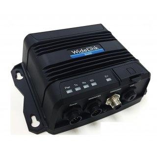AMEC WideLink B600 AIS Transponder mit 5W SOTDMA Sender mit GPS Patchantenne
