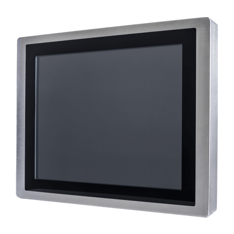 """12"""" -HDMI Outdoor IP65 Full Rugged Touch Display - 1000nits High Brightness-"""
