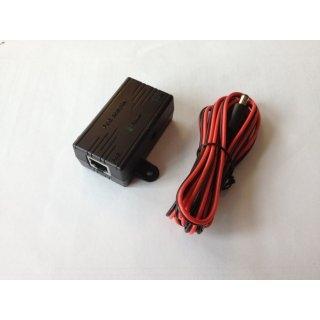 Scout 12V PoE Power Adapter für das Rocket Modem