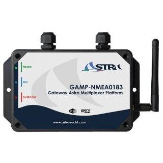 Astra GAMP-0183, 4 zu 1 Multiplexer NMEA 0183, WiFi, SD