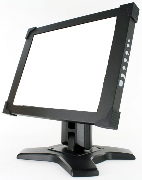 "12.1"" TFT - HDMI - Kapazitiver Multi-Touchscreen- 1024x768- 1000nits, Vollmetall-Gehäuse IP67"