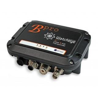Watcheye B PRO AIS Transponder. Int. GPS Antenne + WiFi + 5 Watt Sender + SOTDMA